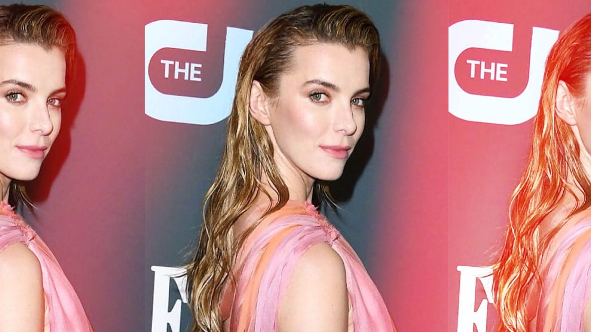 How to Get Betty Gilpin's Wet Mermaid Hair from the 2020 Critics' Choice Awards