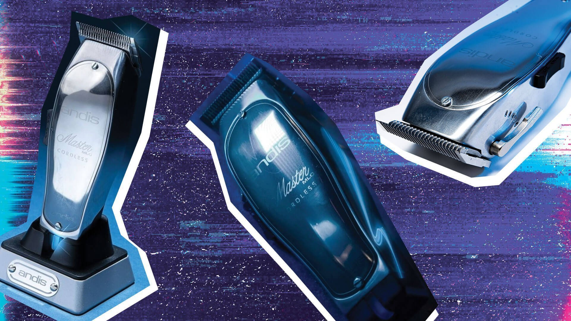 Andis Company's Master Clipper Finally Goes Cordless