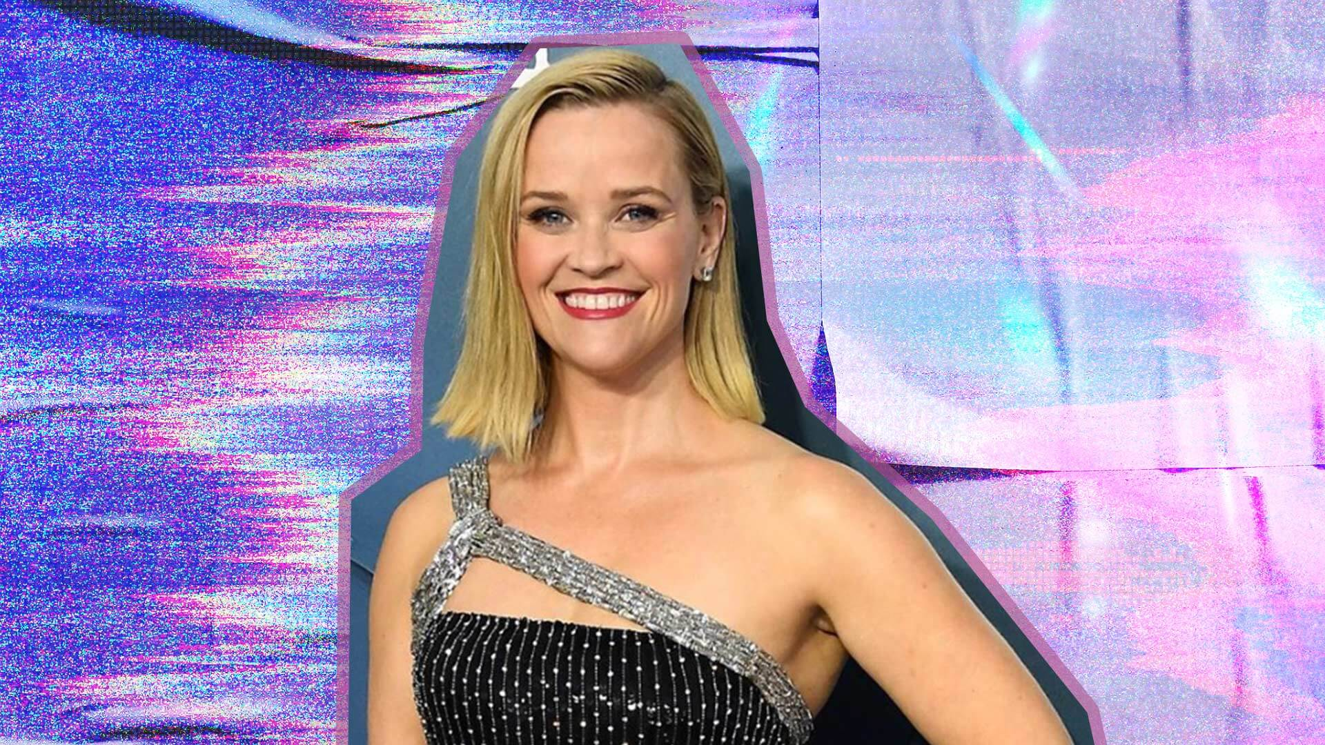 Get Reese Witherspoon's SAG Awards Hair with Olivia Garden & Virtue Labs