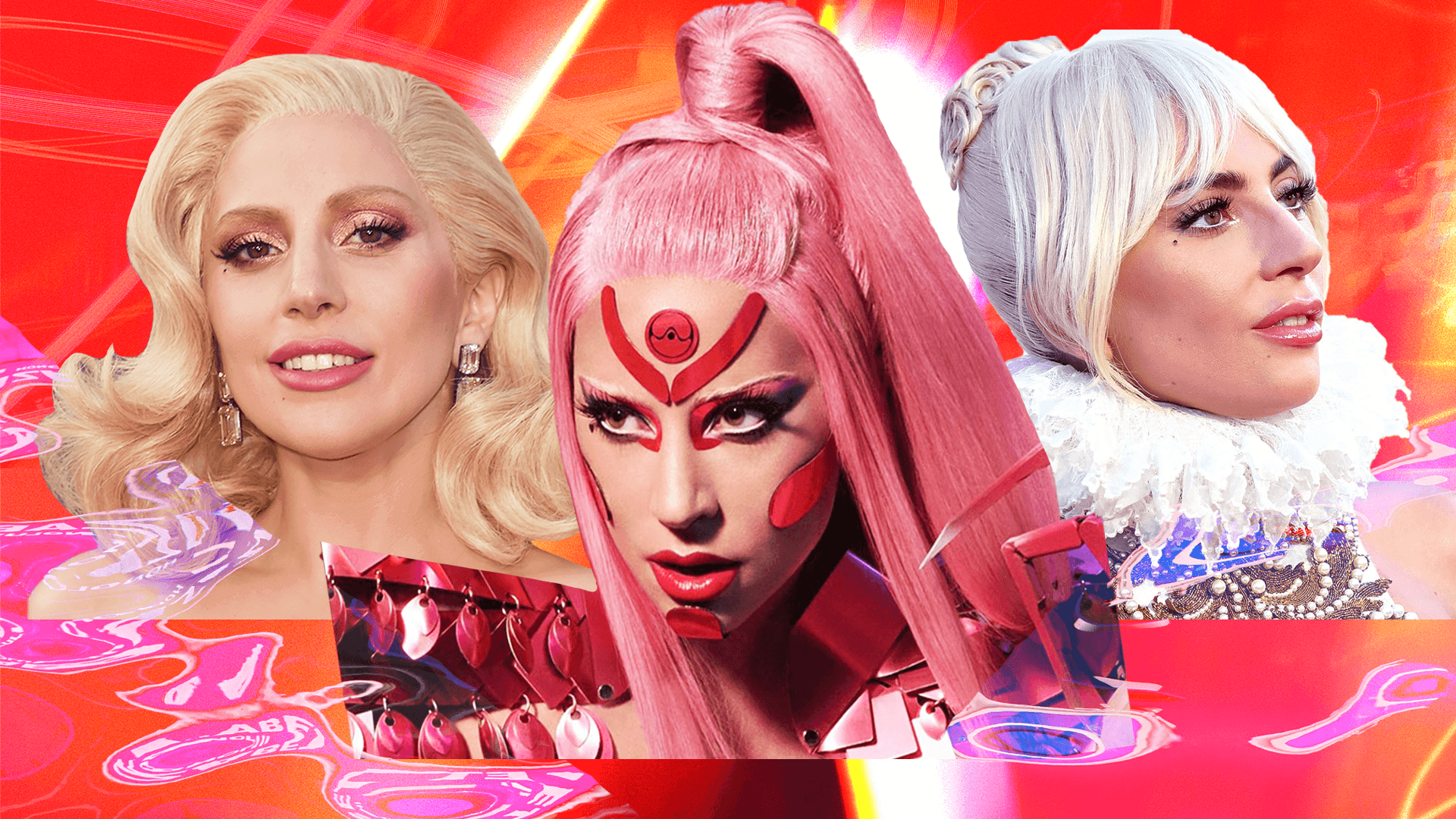 Lady Gaga's 10 Most Iconic Hair Moments