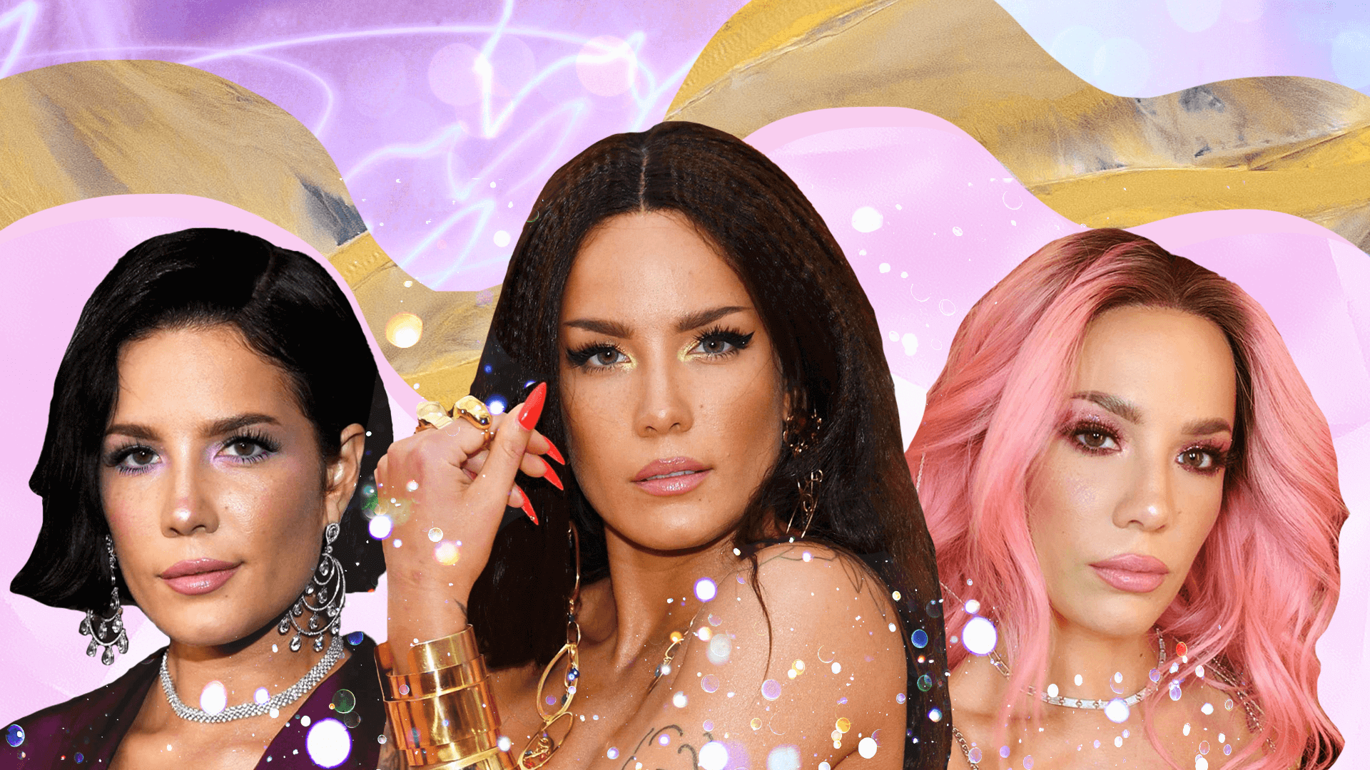 10 Times Halsey Slayed the Hair Game