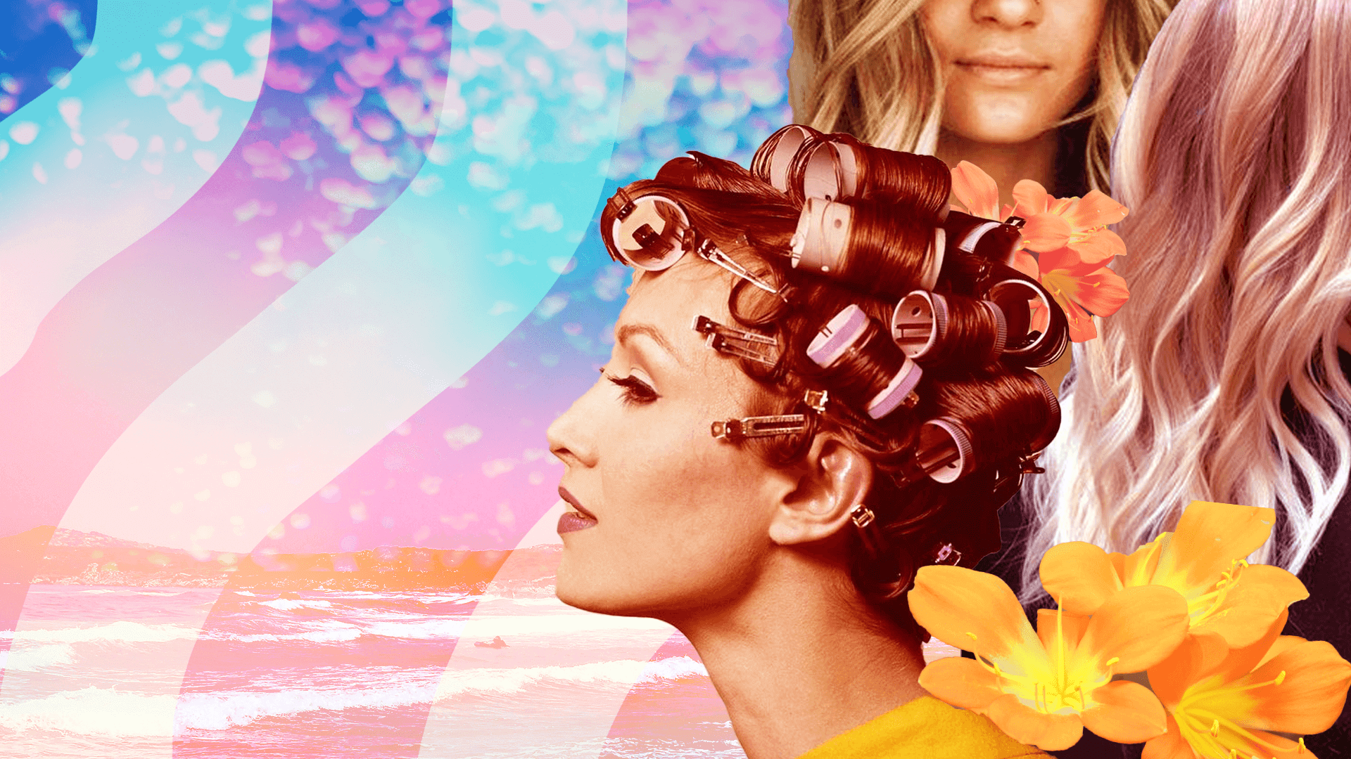 5 Tips to Roll Out Your Beach Waves at Home